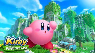 Foto de Kirby and the Forgotten Land é anunciado para Nintendo Switch
