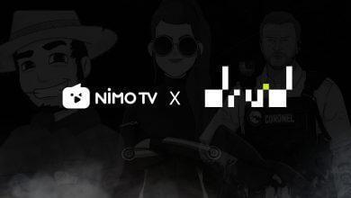 Foto de Nimo TV firma parceria com DRUID para profissionalização de streamers