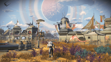 Foto de Nova atualização 'Frontiers' de No Man's Sky já está disponivel