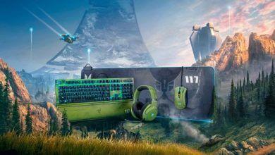Foto de Razer anuncia linha de periféricos de Halo Infinite