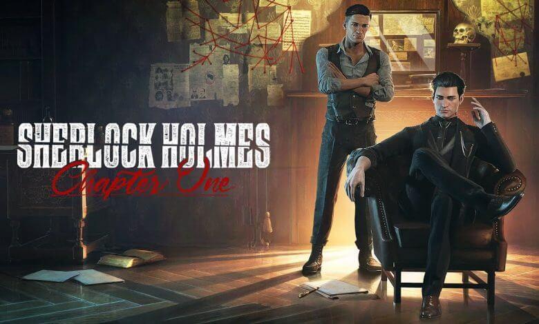 Sherlock Holmes: Chapter One