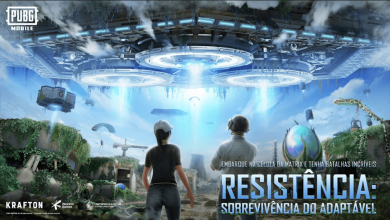 Foto de Plantas alienígenas invadem PUBG MOBILE no update 1.6