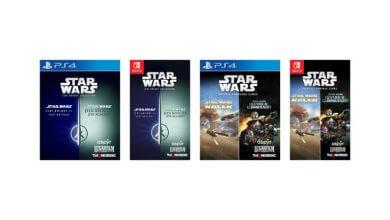 Foto de Clássicos de Star Wars serão lançados para PS4 e Switch