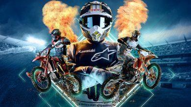 Foto de O vencedor do concurso Supercross 4 Track Editor será incluído na temporada de 2022 do Monstro Energy AMA Supercross