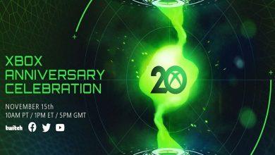Foto de Xbox comemora 20 anos, com transmissão em Novembro