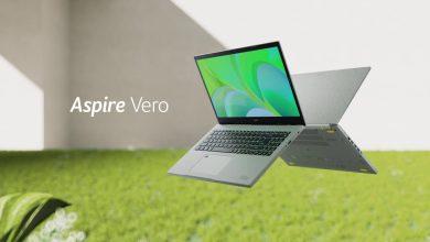 Foto de Acer expande linha Vero de produtos ecológicos