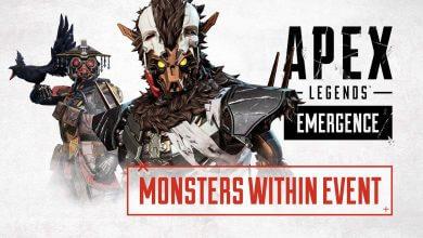 Foto de Apex Legends comemora o Halloween com o evento 'Monstros Interiores'