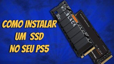 Foto de Como instalar SSD no PS5? [+vídeo e comparativo com WD_BLACK SN850]