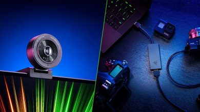 Foto de Razer apresenta webcam KIYO X e placa de captura Ripsaw X