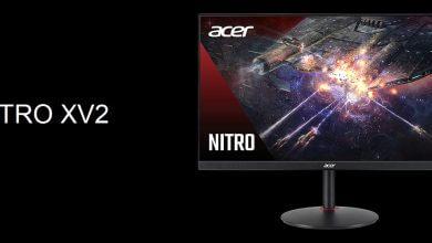 Foto de Acer lança novos monitores e projetor 4K