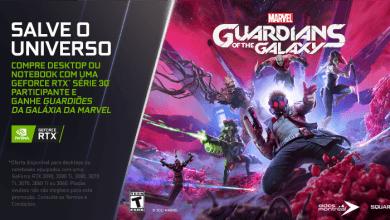 Foto de NVIDIA anuncia promoção de GeForce RTX com Marvel's Guardians of the Galaxy