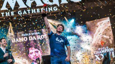 Foto de Mundial de Magic: The Gathering acontece neste fim de semana com brasileiro Paulo Vitor Rosa defendendo o título